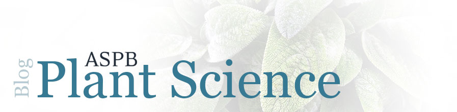 Plant Science Blog header image