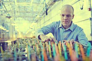 Daniel Chitwood, Donald Danforth Plant Science Center, Saint Louis, Missouri