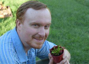BLOOME 2016 Mark Eastburn with Dionaea